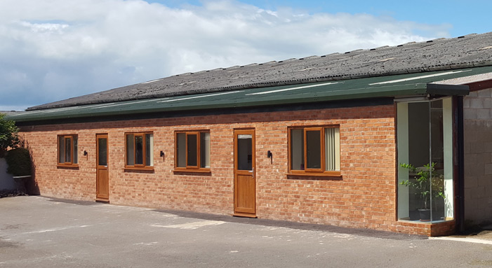 Shropshire offices for rent