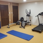 Office with Gym